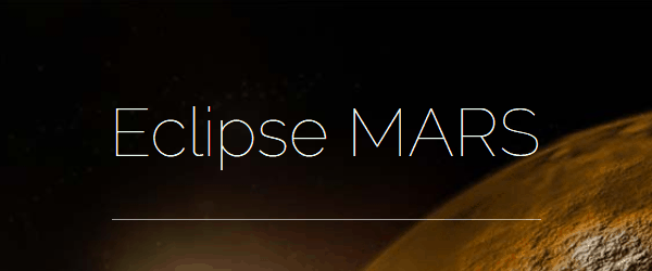 Install Eclipse Mars and Java web plugins - bgasparotto