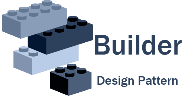 Builder Design Pattern Logo